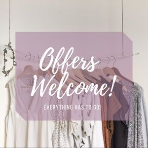 Dresses & Skirts - Reasonable Offers Accepted!!!